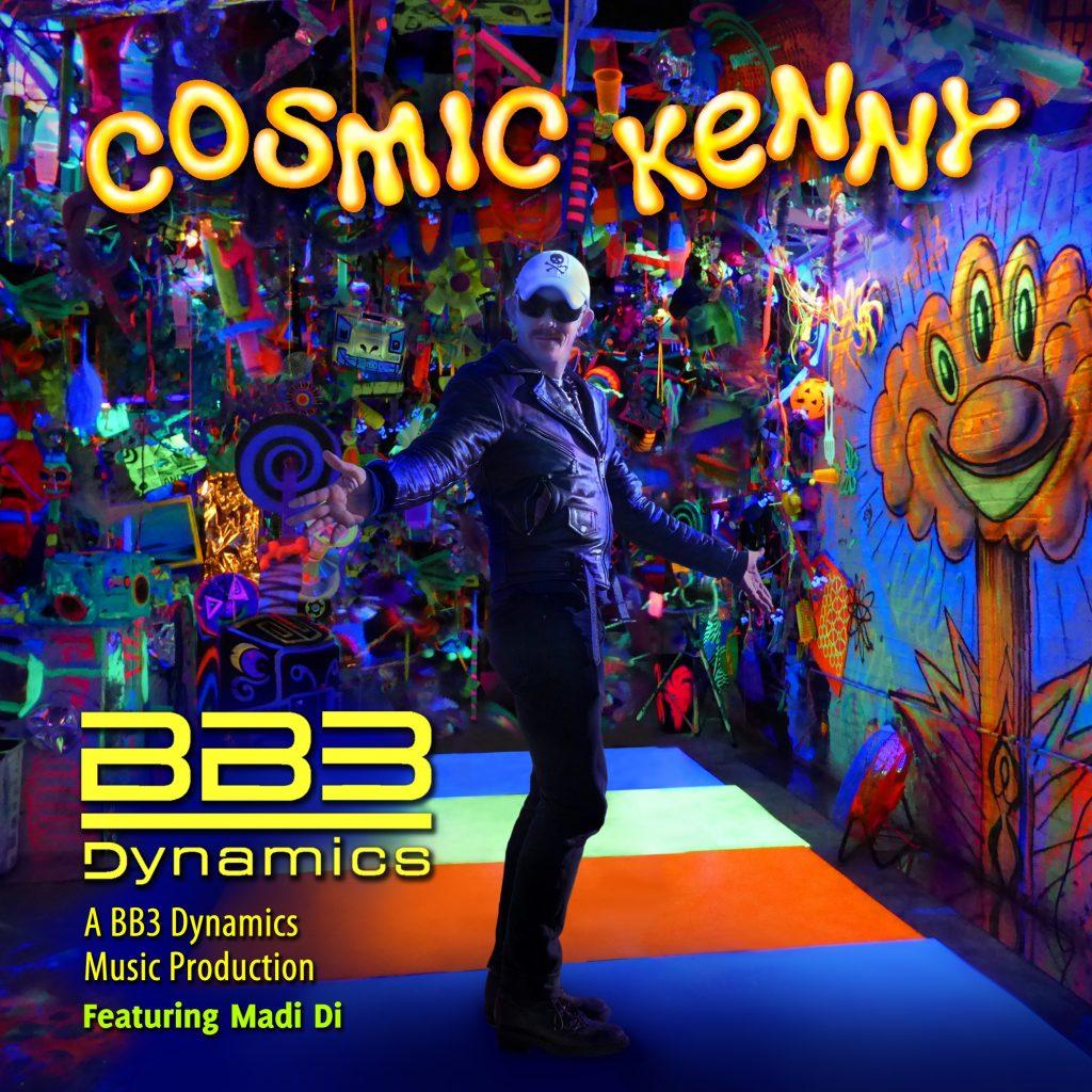 Bates Belk - Cosmic Kenny