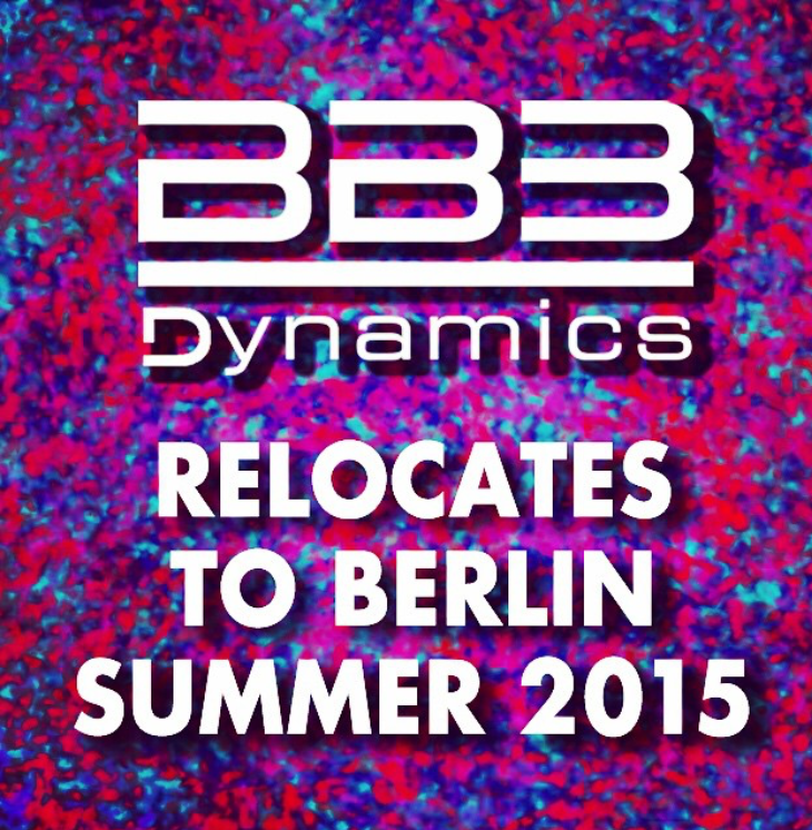 Bates Belk BB3 Dynamics Records Berlin