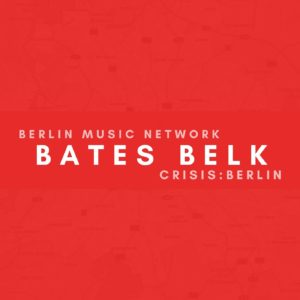 Bates Belk Coronavirus Music Charity