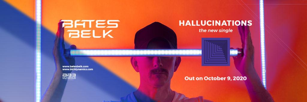 Bates Belk Hallucinations Ambient EP