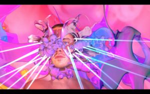 Bates Belk Hallucinations Watercolors Music Video