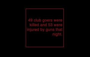 Bates Belk Dancing with Bullets Pulse Nightclub Orlando Florida 49 people shot