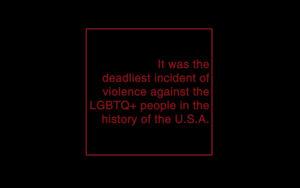 Bates Belk Dancing with Bullets LGBTQIA+ gun violence Music Video