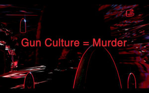 Bates Belk Dancing with Bullets Gun Culture is Murder USA Gun Policies Music Video